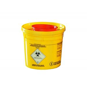 Sharps Container, 4L, Pack of 10