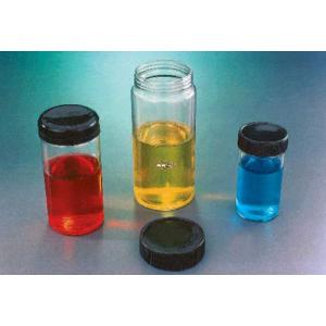 Bottle Glass With Screw Cap, 250ml