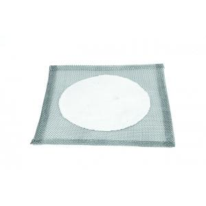 Wire Gauze, 125mm x 125mm, Ceramic Center, Asbestos Free