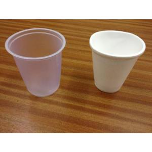 PLASTIC CUPS, 200ML, PK100