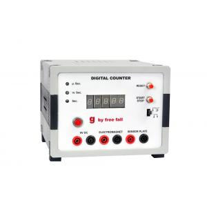 """Digital Timer for """"g"""" By Free Fall Apparatus"""