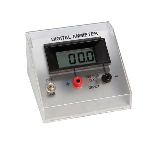 Digital Display DC Ammeter 19.99A