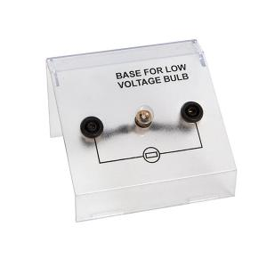 Base for Low Voltage Bulb