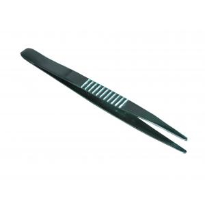 Forceps, Blunt End 130mm