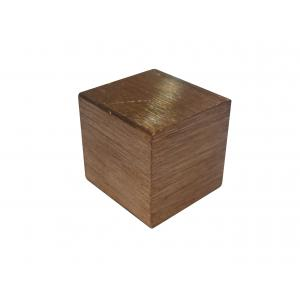 Metal Cube Copper, 20mm