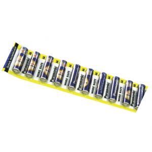 BATTERIES ALKALINE AAA PK4
