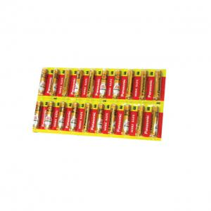 BATTERIES ZINC CARBON AA PK4