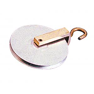 Pulley 38mm - Single, 1 hook