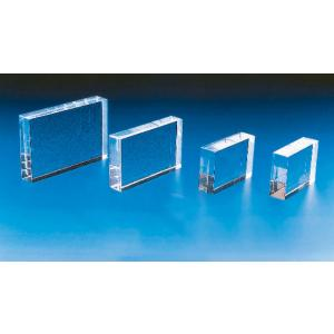 GLASS BLOCK RECTANGULAR 75x50x18mm