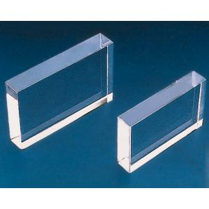 GLASS BLOCK RECTANGULAR 115x65X18mm
