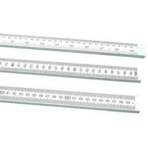 Plastic Rules, One Meter, Vertical Reading both Sides