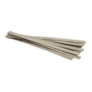 Metal Strips, Aluminium, Pk of 10
