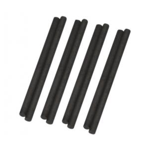 Carbon rods for electrode holder